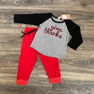 Other - NWT BABY/Toddler boutique Thanksgiving outfit